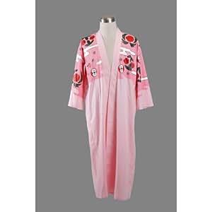 CTMWEB Japanese Anime Bleach Cosplay Costume - Shunsui Kyouraku Cloak Small