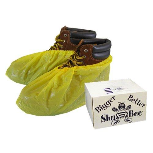 Waterproof ShuBee Shoe Covers Yellow