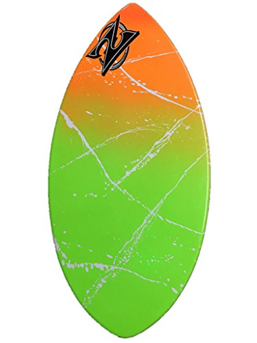 Zap Skimboards Lazer (Choose Color) (Orange / - Exile Skimboards