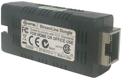 Renewed 50006595 Mitel Streamline Dongle - RJ11 Input // RJ45 Output