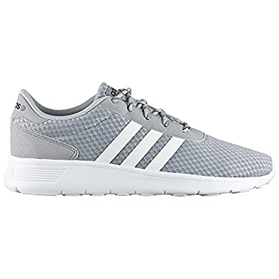 the best attitude fccdd 86a1b adidas Neo Lite Racer Men s Shoes Gray Size  10.5  Amazon.co.uk  Shoes    Bags