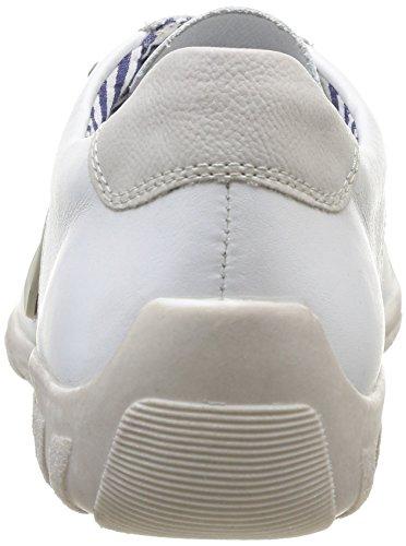 Baskets Blanc Femme ice 45 weiss Remonte Basses R3408 qOaHH6U