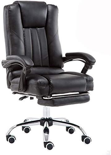 Desk Chairs DBL Computadora de Oficina Silla Silla del Jefe Silla comoda y descansada Silla de Altura Ajustable Estudio sedentario es Que no Lleva Cansado de 200 kg de Peso Las sillas de Escritorio