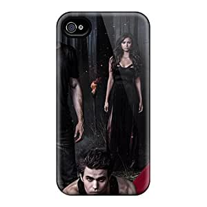 Hot Covers Cases For Iphone/ 5/5s Cases Covers Skin - The Vampire Diaries Season 5 2013