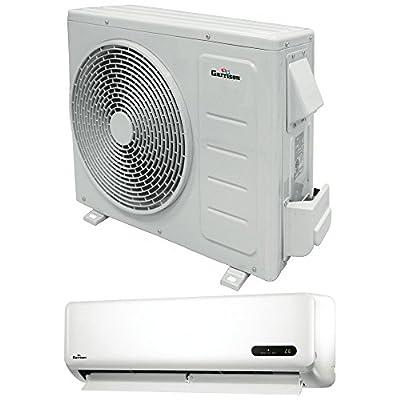 GARRISON 2498565 12000 BTU Ductless Mini-Split Heat Pump, 115V