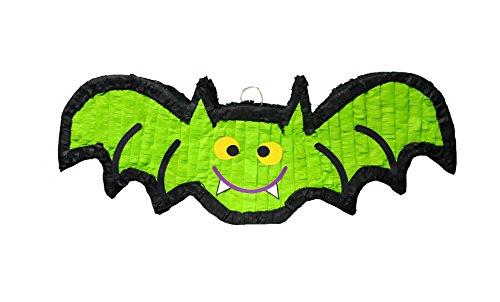 Halloween Green Bat Pinata (Monster High Bat)