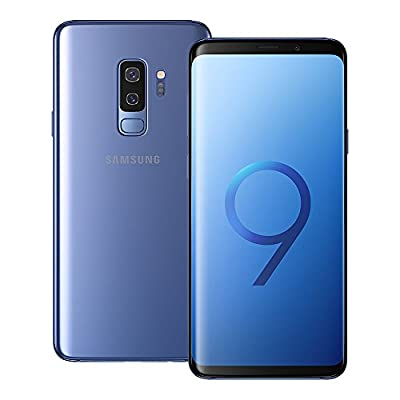 Samsung Galaxy S9 Plus (SM-G965F/DS) 6GB/128GB 6.2-inches LTE Dual SIM Factory Unlocked - International Stock No Warranty