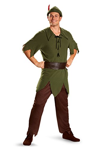 Peter Pan Classic Adult XXL Costume 2X-Large