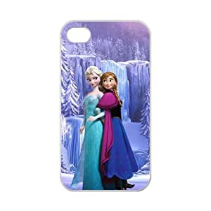 Customize Frozen Snowman Back Cover Case for iphone 4,4S JN4S-1535