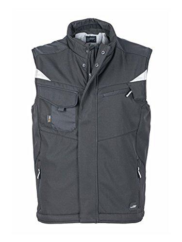 Craftsmen In Con Vest Black Softshell Interno Giacca Professionale black Rivestimento Caldo FSOCTgqw