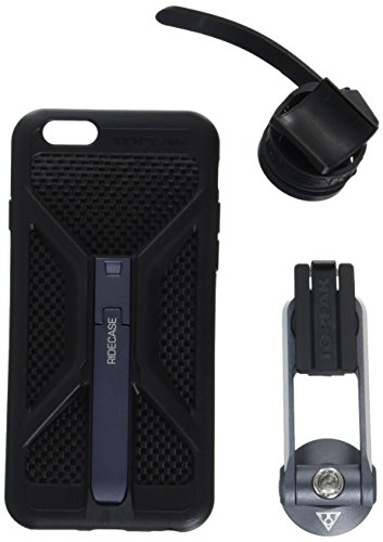 Topeak Ride Case with Mount for iPhone 6, Black ()