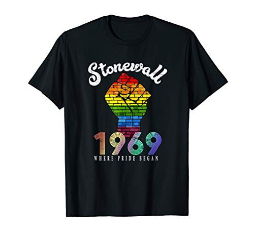 90's Style Stonewall Riots 50th NYC Gay Pride LBGTQ Rights