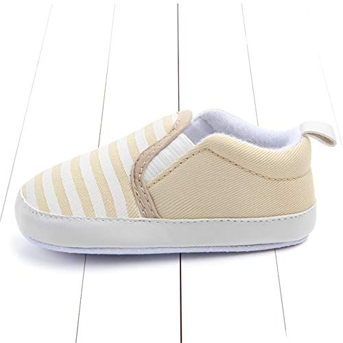Blue, 7-12months Baby Boys Kids Shoes Non-Slip Striped Toddlers Children First Walkers Bebes Zapatos Ninas Newborn Infantil Crib Infant Shoes