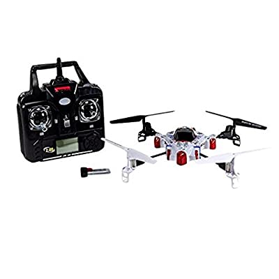 Commart SYMA X1 4 Channel 2.4G RC Quad Copter, Spacecraft (As Shown) Ships from USA from Commart