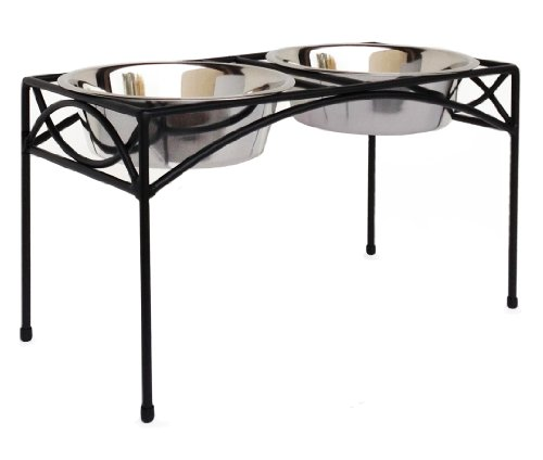 - Regal Double Bowl Elevated Diner - 12