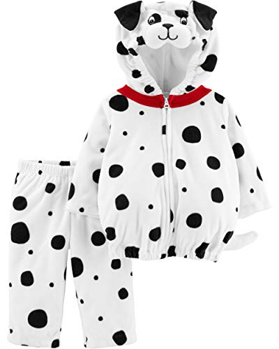 Halloween Costumes 24 Months (Carter's Baby Halloween Costumes, Dalmation, 24)