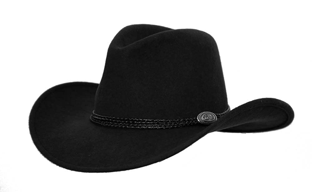 Outback Trading Co Shy Game Wool Western Outback Hat 1307