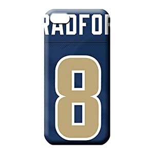 diy zheng Ipod Touch 4 4th Nice Plastic Skin Cases Covers For phone phone cover shell st. louis rams nfl football