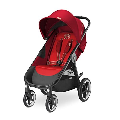 CYBEX Eternis M4 Baby Stroller, Hot and Spicy