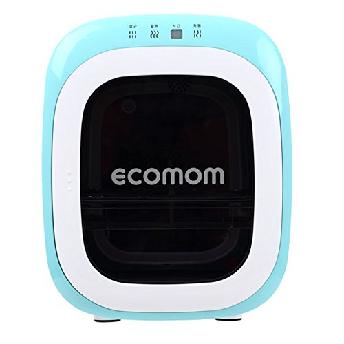 ECOMOM ECO-22 Baby Bottle Multi Anion Sterilizer Ultraviolet Deodorant 220V (Blue) by ECOMOM (Image #1)