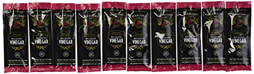 Marconi Organic Balsamic Vinegar - packet (Case of 100) 1 Organic .5 fl oz packets