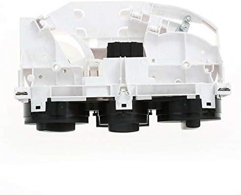 Metermall Module de Commande de Chauffage Manuel A//C pour Voiture pour Passat Bora Jetta 1J0 820 045 F