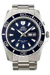 Orient Blue Mako XL Automatic Dive Watch CEM75002D