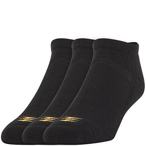 GOLD TOE Mens 3-Pack Coolmax Cushion Socks