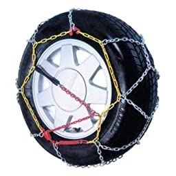 Pair of GudCraft Size 80 Passenger Car Snow Chain 12mm