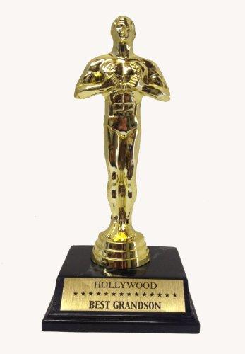 Best Grandson Victory Trophy Award, Achievement Award