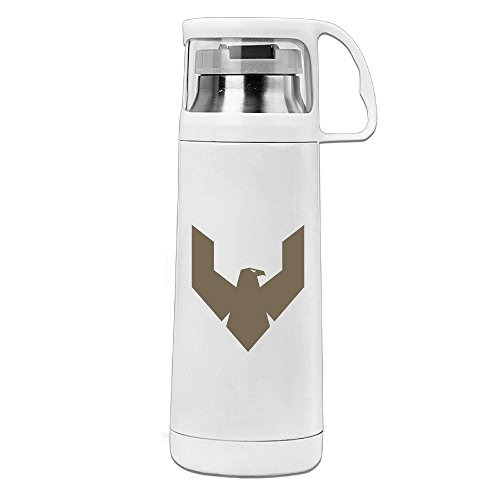 Philadelphia Eagle Badge Stainless Steel Insulated With Lid Cup Thermos Cup
