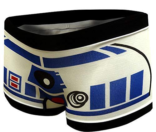 Classic Star Wars May R2 D2 Boyshort Panty for women -