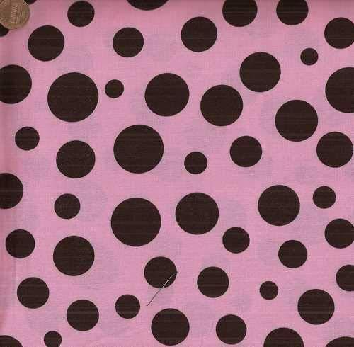 (Lolli Dots Pink Michael Miller)