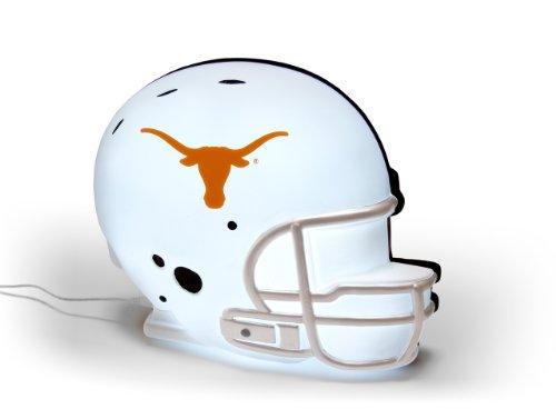 NCAA Texas Longhorns LED-Lit Football Helmet