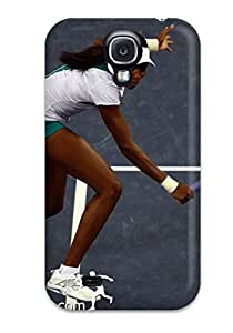 S4 Scratch-proof Protection Case Cover For Galaxy/ Hot Venus Williams Tennis Phone Case
