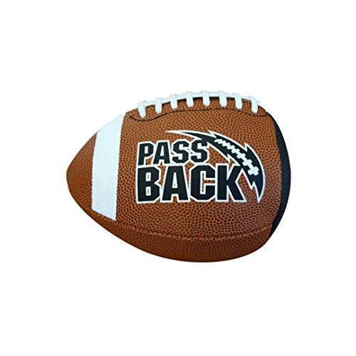 Passback Sports Pee Wee Passback Football, Ages 5-8