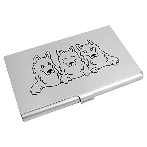 Business Holder Azeeda Of CH00006709 Credit Card Dogs' 'Group Card Wallet HOw7xUt
