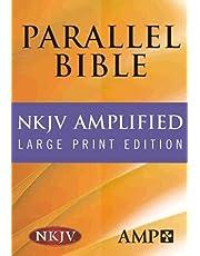 New King James Version - Amplified - NKJV - AMP - Parallel Bible