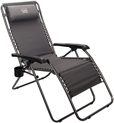 Timber Ridge Zero Gravity Lounger Chair Oversized XL Patio Recliner for Outdoor Support 300lbs  sc 1 st  Amazon.com & Reclining Patio Chairs | Amazon.com islam-shia.org