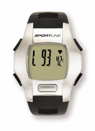 Sportline Solo 925M Men's Heart Rate Monitor Watch