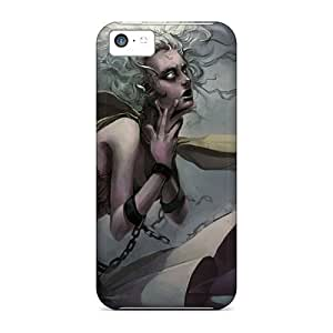 6Plus Perfect Tpu Case For Iphone 5c/ Anti-scratch Protector Case (the Banshee) Kimberly Kurzendoerfer