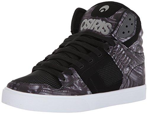- Osiris Men's Clone Skate Shoe, Huit/Alien, 6 M US