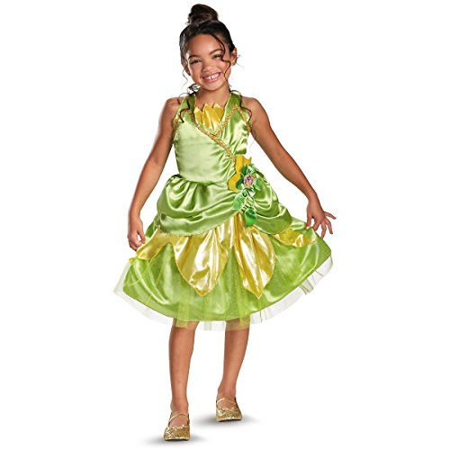 [Tiana Sparkle Classic Costume - X-Small] (Tiana Costume For Infant)