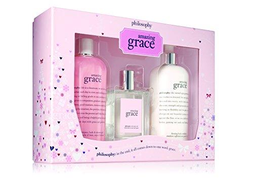 Set Philosophy Grace Amazing (Philosophy Amazing Grace Jumbo Set)
