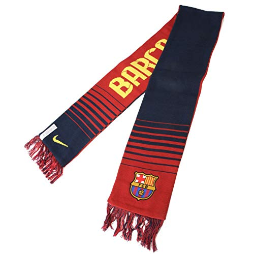 Nike FC Barcelona SUPPORTERS SCARF [MIDNIGHT NAVY] (OS)