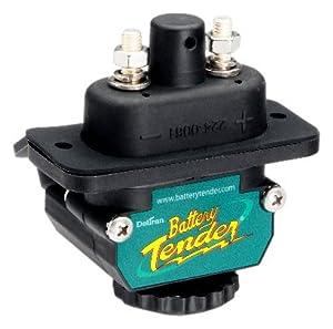 418 XIaTVnL._SX300_ amazon com battery tender 027 0004 bk black power connect,Trolling Motor Wiring Box