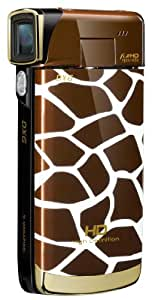 Dxg Luxe Collection 1080p HD UltraSlim Camcorder Giraffe