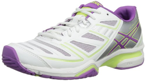 Mode Lyte Blanc grape Femme solution 0136 Baskets 2 white Gel Asics lightning wqUXSgq