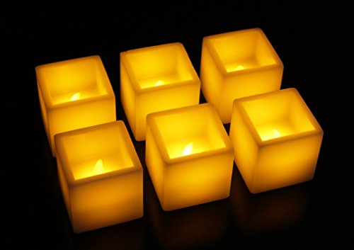 Flickering Flameless Candles Battery Operated product image