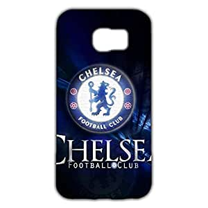 Personal Design FC Chelsea Football Club Phone Case Cover For Samsung Galaxy S6 3D Plastic Phone Case